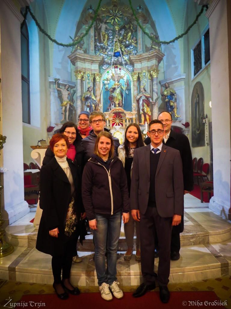 Cerkveni pevski zbor Unicum