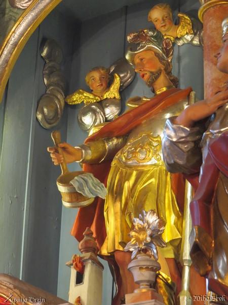 Praznik zavetnika, sv. Florijana